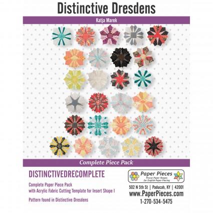 EPP Pack Distinctive Dresdens Paper Templates