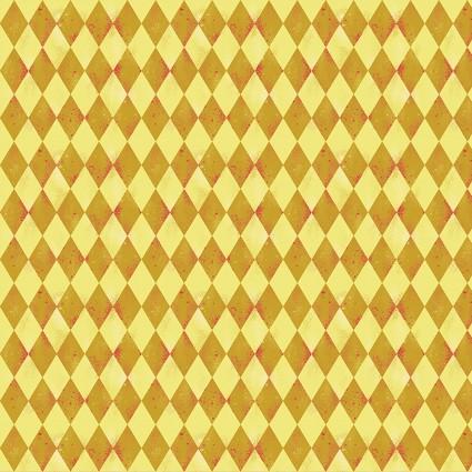 Night of the Nutcracker - Yellow Argyle