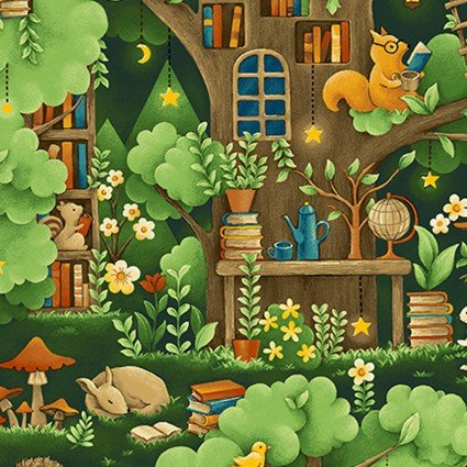 Forest Fables Animal Village