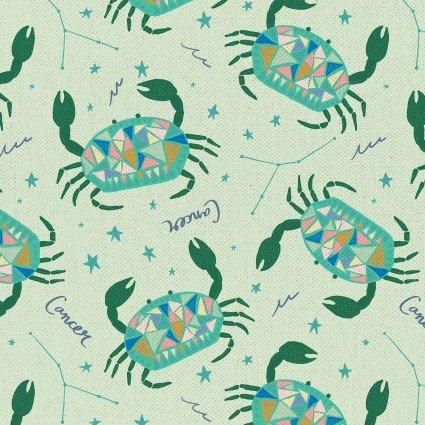 Astrology Cancer 21293 Mint Green