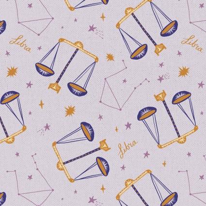 Astrology Libra 21299 Light Purple