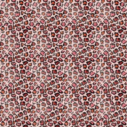 Flamingo Christmas-Leopard Pink