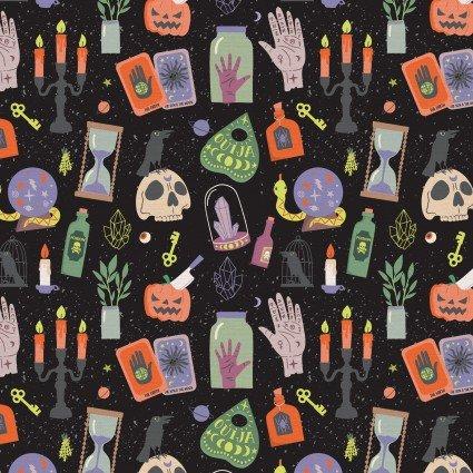 Mystical Halloween Main-Black