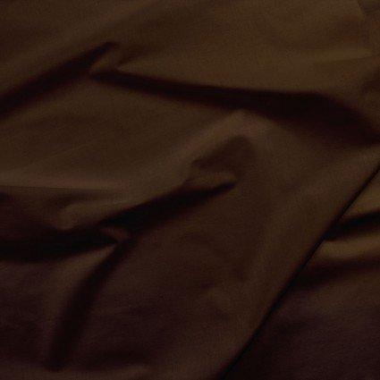 Brown 118in Wide Sateens