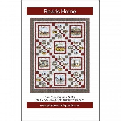 Roads Home/Headin' Home Quilt Kit