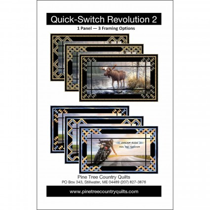Pine Tree Country Quilts - Quick-Switch Revolution 2 Pattern