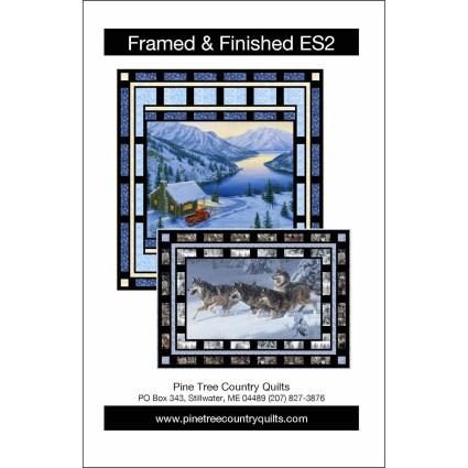 Framed & Finished ES2 Pattern