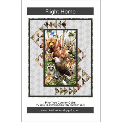 Flight Home Pattern
