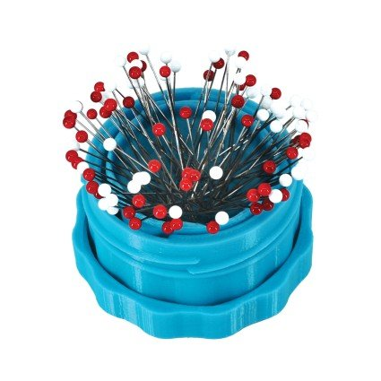 Magnetic Pin Cup - Blue