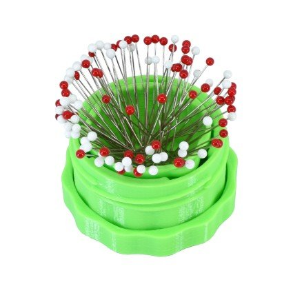 Green Magnetic Small Pin Cup