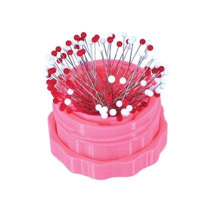 Magnetic Pin Cup - Pink