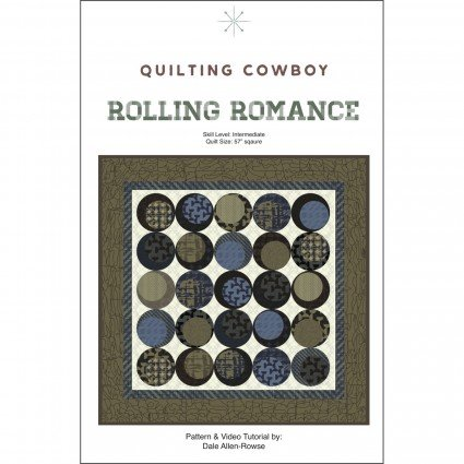 Rolling Romance Pattern & Video Tutorial