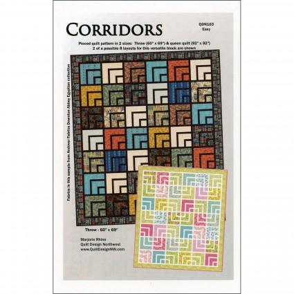 Corridors by Marjorie Rhine