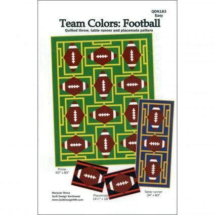 Team Colors: Football