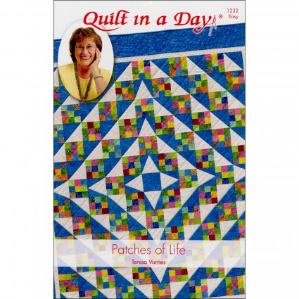 Patches Of Life Quilt