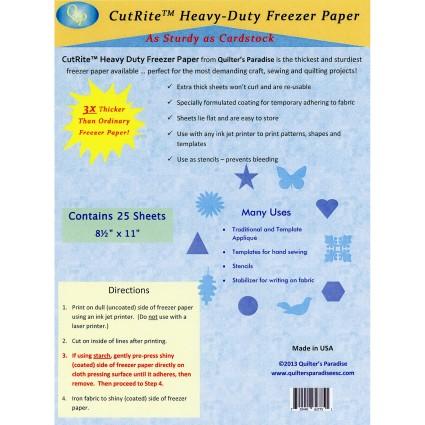 Heavy Duty Freezer Paper