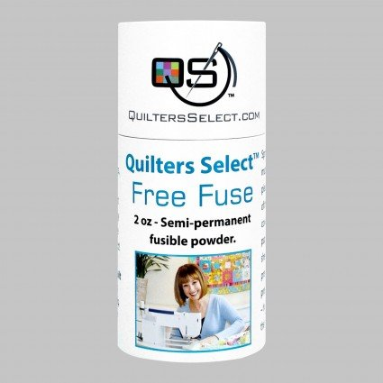 Free Fuse Powder - Quilters Select - QSEQS-FF2OZ