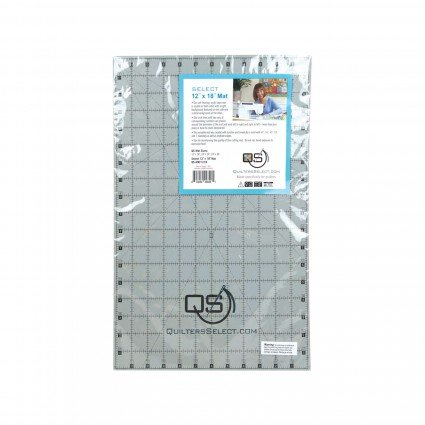 Quilter's Select 12x18 Dual Side Cutting Mat