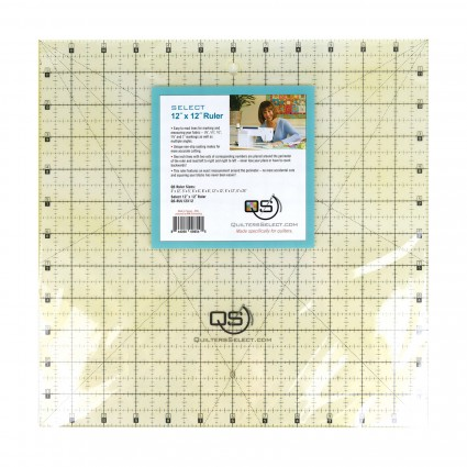 QS-RUL12X12 Quilters Select