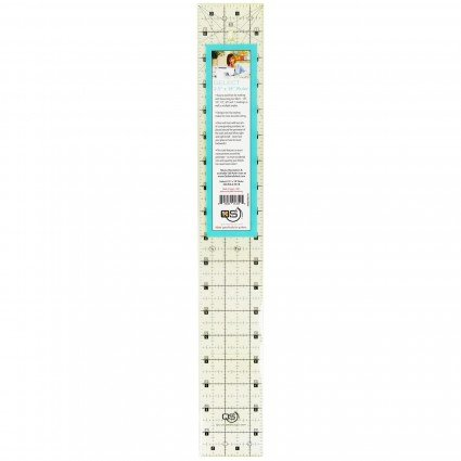 QUILTERS SELECTS  2.5 x 18 Ruler