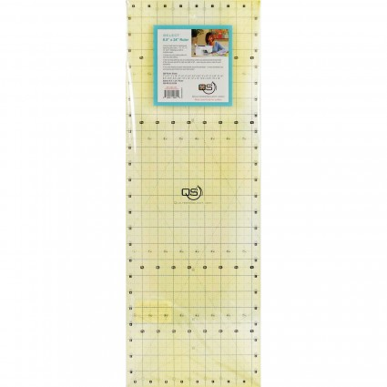 8.5 x 24 Ruler - Quilters Select - RUL85X24