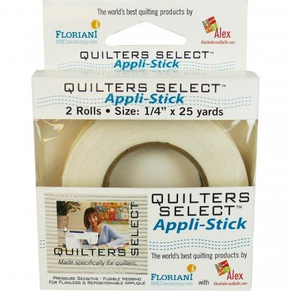 Quilter's Select Appli-Stick - .25 x 25 yd