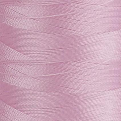 QS 0102-Light Pink, 80wt, Para-Cotton Poly Thread