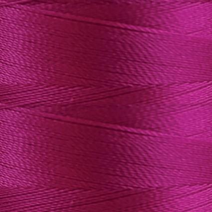 QS 0127-Hot Pink, 80wt, Para-Cotton Poly Thread