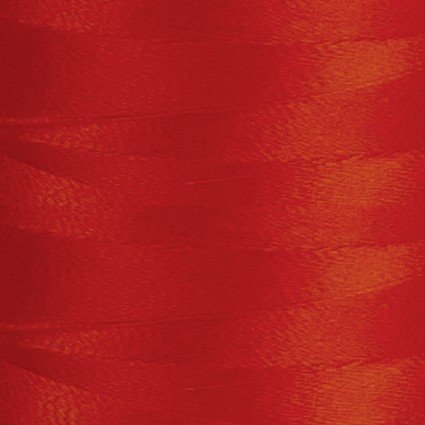 QS 0172-Orange, 80wt, Para-Cotton Poly Thread