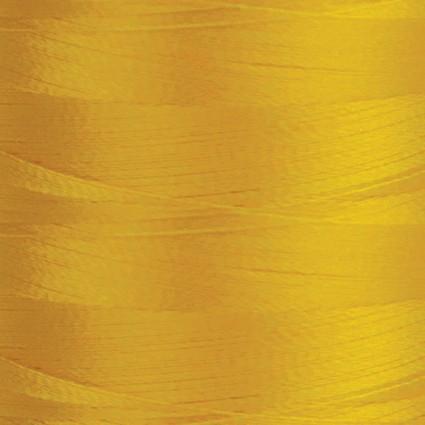 QS - Para-Cotton Poly Thread: 80wt - 0502 - Dandelion