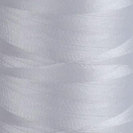 QS - Para-Cotton Poly Thread: 80wt - 0801 - Ice Cap