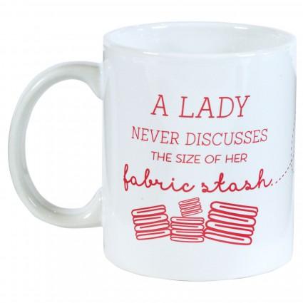 Never Tell Mug