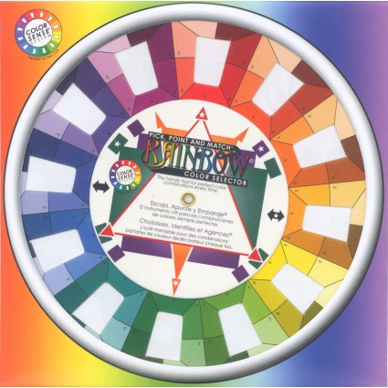 5 Classic Color Wheel