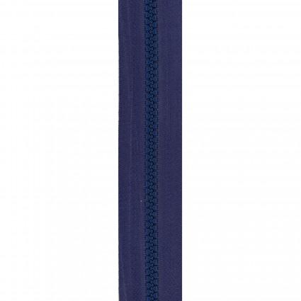 24 Zipper Navy Blue