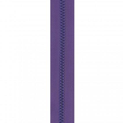 24 Zipper Dusty Purple