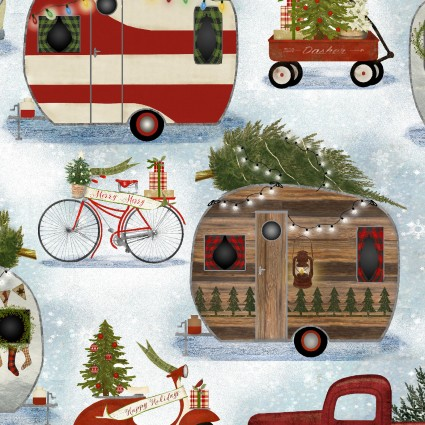 Christmas Campers