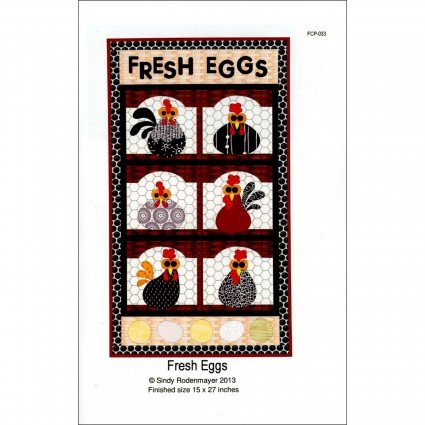 Fresh Eggs Pattern