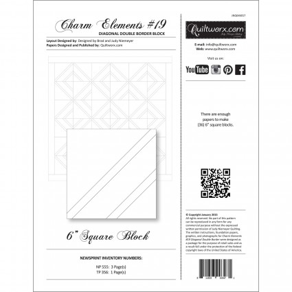 Charm Elements #19