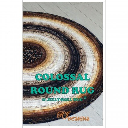 Colossal Round Rug