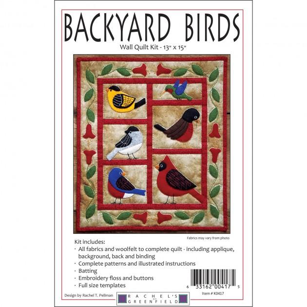 Backyard Birds Kit - Rachel's Of Greenfield