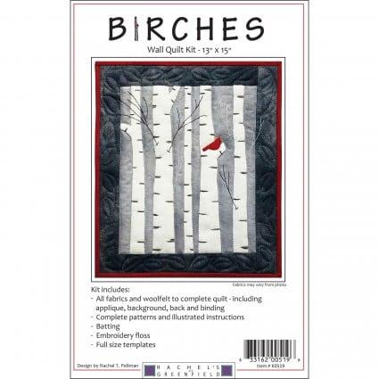 Birches Quilt Kit