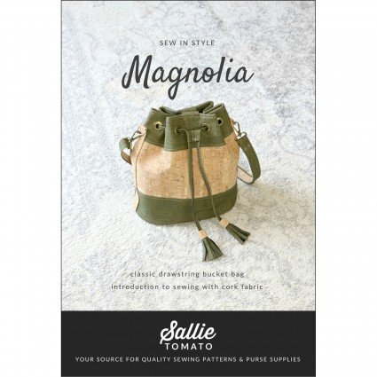 Magnolia Bucket Bag+