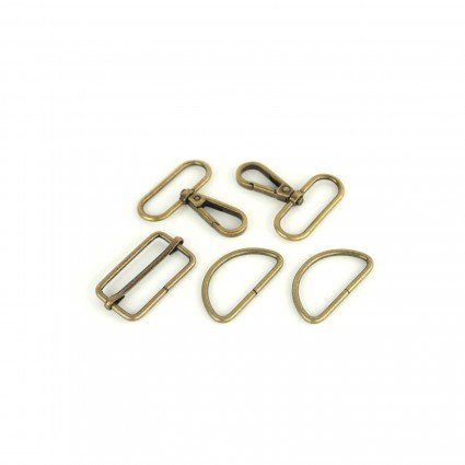 Basic Hardware Set 1 1/2 - Nickel
