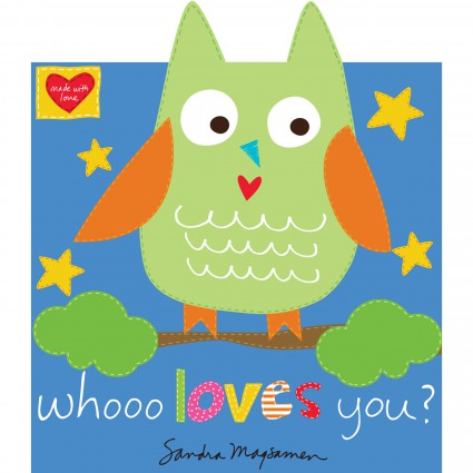 Huggable & Loveable Whooo Loves You