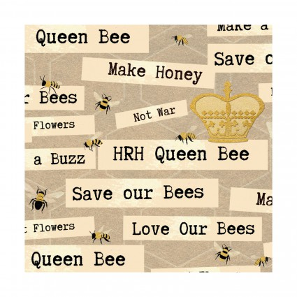 Save Our Bees Pattern 3952