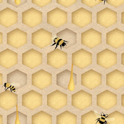 Save Our Bees Pattern 3955