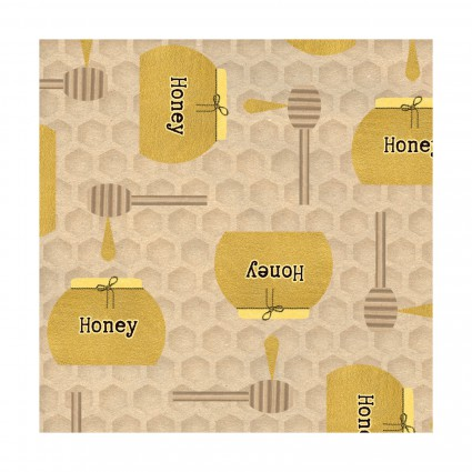 Save Our Bees Pattern 3956