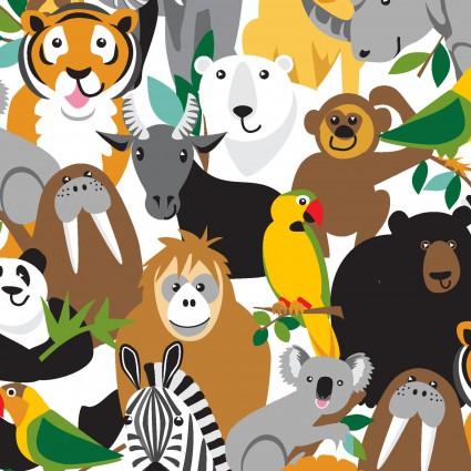 Little Explorers- Animals