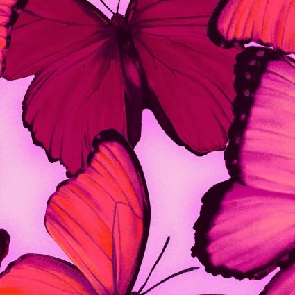 Viva Terra Mulberry Large Butterfly 4272-22