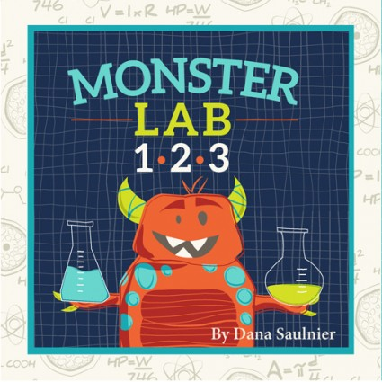 Monster Lab Soft Book